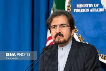قاسمی: برای هر وضعیتی آمادهایم منتظر راهحلهای پاکستان هستیم درباره یمن تعهدی ندادهایم