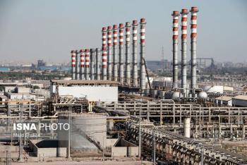 افتتاح المرحلة الثالثة لمصفاة نجم الخلیج الفارسی للمکثفات الغازیة